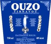 OUZO Tirnavou