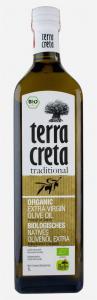 BIO Olivenöl aus Kreta 1l Flasche mit Ausgießer