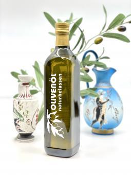 Olivenöl naturbelassen 750 ml frisch