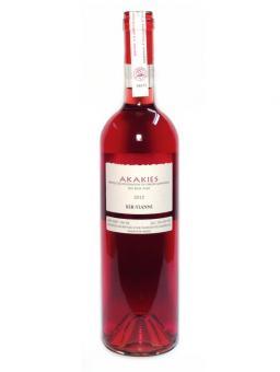 Akakies rosé trocken 0,75 l - 2015