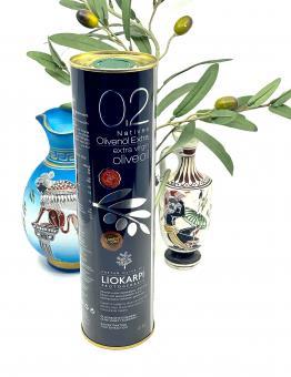 Olivenöl extra -1l Dose mit Ausgießer