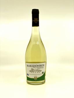 Makedonikos Weißwein halbtrocken