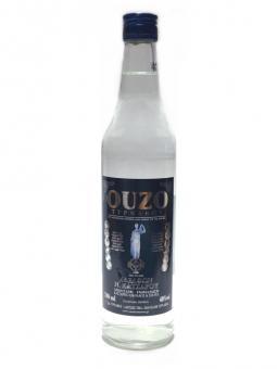 Ouzo TIRNAVOU 0,7l (40%)
