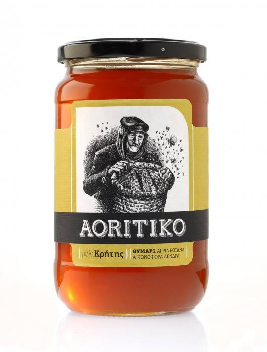 Griechischer Waldhonig aus Kreta 950 g
